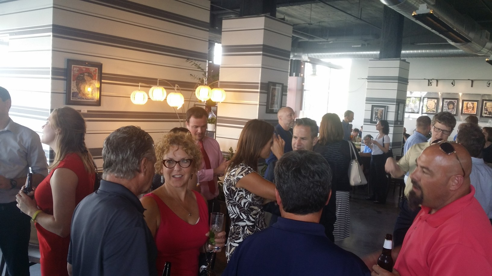 6-28-2017 Networking Event pictures